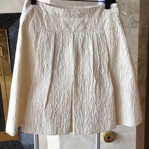 Hugo Boss pleated skirt